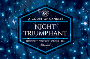 Night Triumphant - Soy Candle