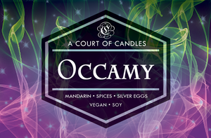 Occamy - Soy Candle