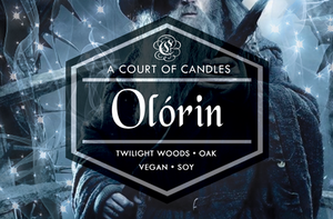 Olorin - Soy Candle