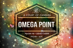 Omega Point - Shatter Me Limited Editions - Soy Candle