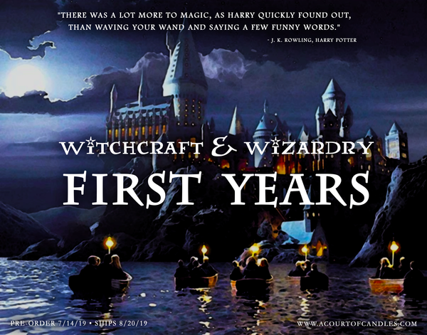 Witchcraft & Wizardry's First Years