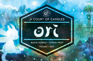 Ori - Gamer Collection - Soy Candle