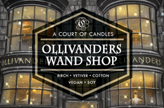 Ollivanders - Soy Candle