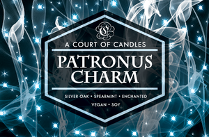 Patronus Charm - Soy Candle