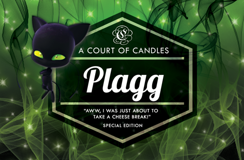 Plagg - Soy Candle