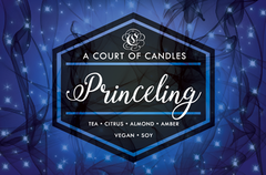 Princeling - Soy Candle