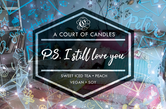 P.S. I Still Love You - Soy Candle