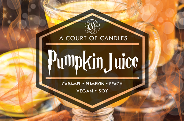 Pumpkin Juice - Soy Candle