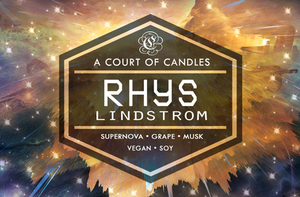 Rhys - Until The Last Star Limited Editions - Soy Candle