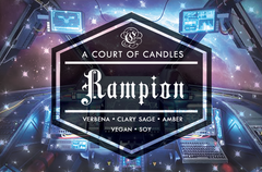 Rampion - Oh My Stars Limited Editions - Soy Candle
