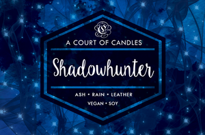 Shadowhunter - Soy Candle