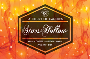 Stars Hollow - Soy Candle