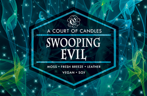 Swooping Evil - Soy Candle