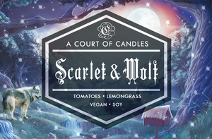 Scarlet & Wolf - Oh My Stars Limited Editions - Soy Candle