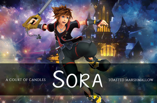 Sora - Sanctuary [KH] Limited Edition - Soy Candle