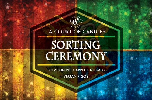 Sorting Ceremony - Soy Candle