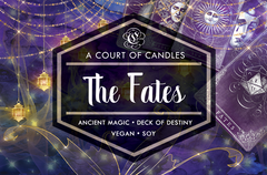 The Fates - Welcome to Caraval Limited Edition - Soy Candle
