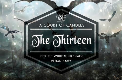 The Thirteen - Soy Candle