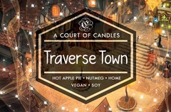 Traverse Town - KH Limited Edition - Soy Candle