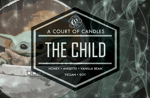 The Child - Soy Candle