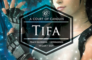 Tifa [FF7] - Gamer Collection - Soy Candle