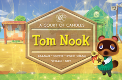 Tom Nook [AC] - Gamer Collection - Soy Candle