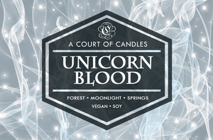 Unicorn Blood - Soy Candle