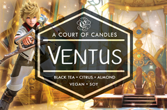 Ventus - Sanctuary [KH] Limited Edition - Soy Candle