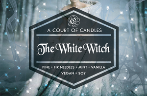 The White Witch - Soy Candle