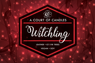 Witchling - 100% Soy Wax Candle