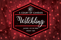 Witchling - Soy Candle