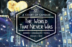 World That Never Was - Dearly Beloved [KH] Limited Edition - Soy Candle