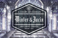 Winter & Jacin - Oh My Stars Limited Editions - Soy Candle