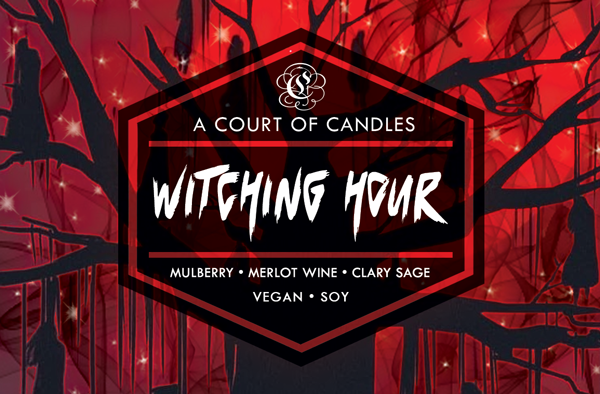Witching Hour - Soy Candle