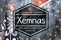 Xemnas - Dearly Beloved [KH] Limited Edition - Soy Candle
