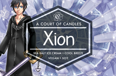 Xion - Dearly Beloved [KH] Limited Edition - Soy Candle