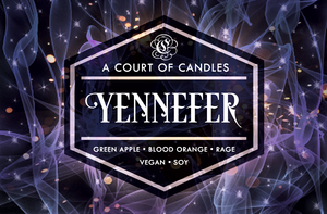 Yennefer - Soy Candle