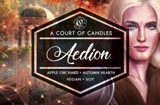 Aedion - Soy Candle