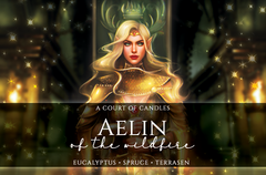 Aelin of the Wildfire - Special Edition - Soy Candle