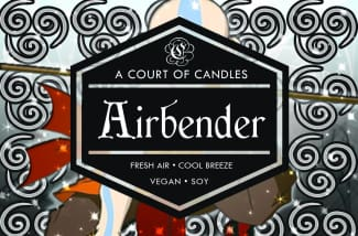 Airbender - Soy Candle