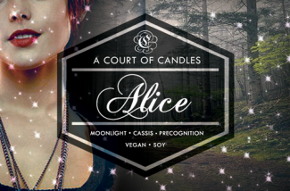 Alice - Soy Candle
