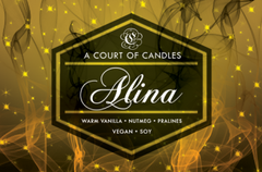 Alina - Soy Candle
