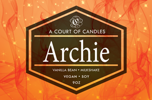Archie - Soy Candle - Candles