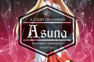 Asuna - Soy Candle