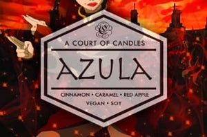 Azula - Soy Candle - Candles
