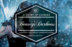 Beauty's Darkness - Soy Candle