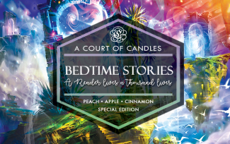 Bedtime Stories - Soy Candle