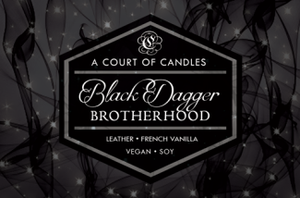 Black Dagger Brotherhood - Soy Candle - Candles