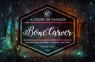 Bone Carver - Soy Candle