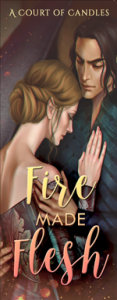 Bookmark - Nessian: Fire Made Flesh